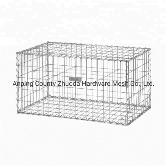 Amazon China Gold Supplier of Welded Mesh Gabion Galvanized pictures & photos
