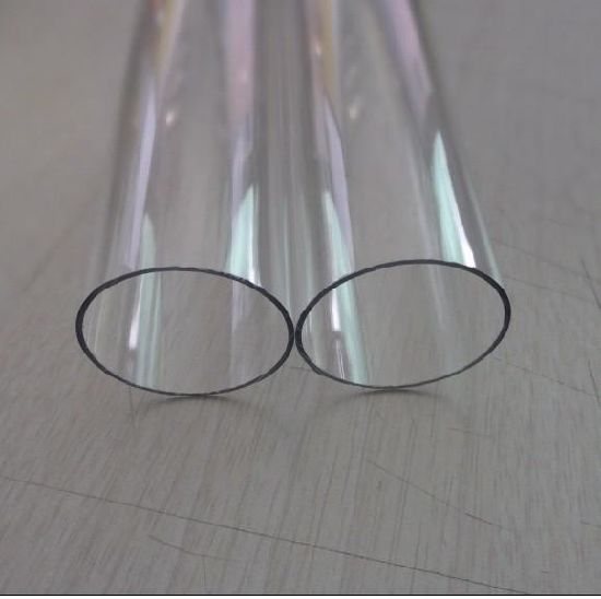 Acrylic Pipe, Transparent PMMA Tube pictures & photos