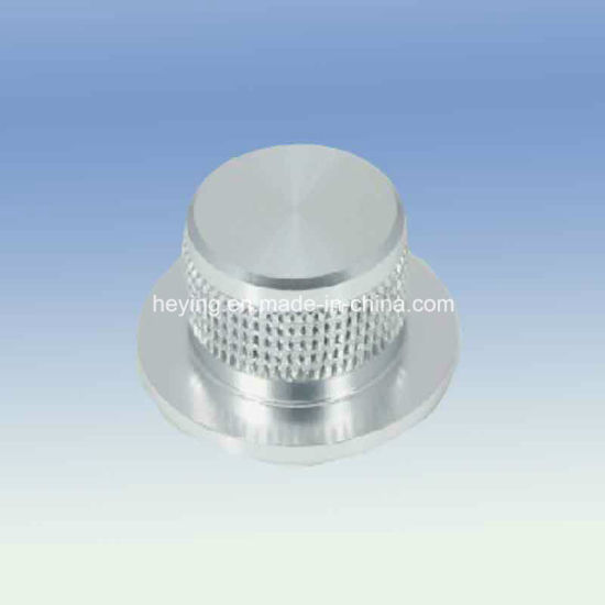 Aluminum Rotary Knob and Button