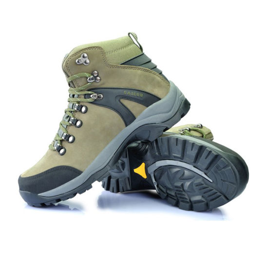 Safety Shoe Leather Safety Shoes