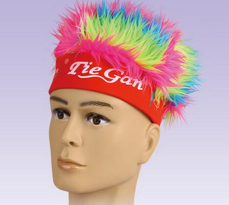 Soccer Accessories/ Soccer Wig/ World Cup Wig