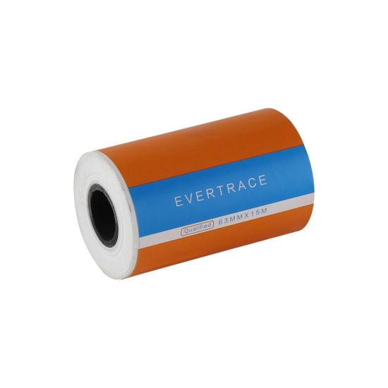 80mm*20m ECG Thermal Paper for ECG Machine