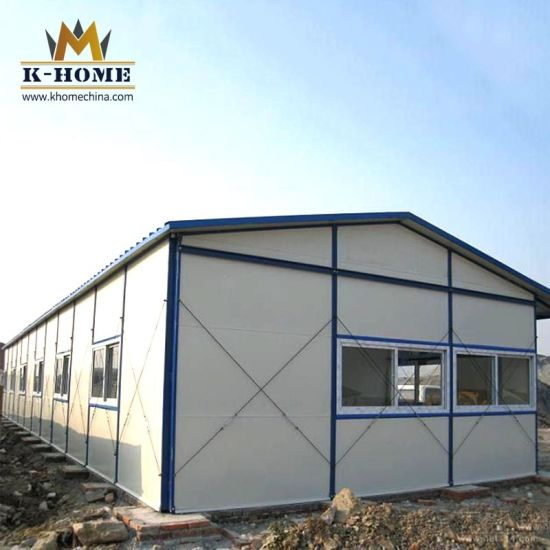 Mobile Site Office Prefabricated Steel Structure House