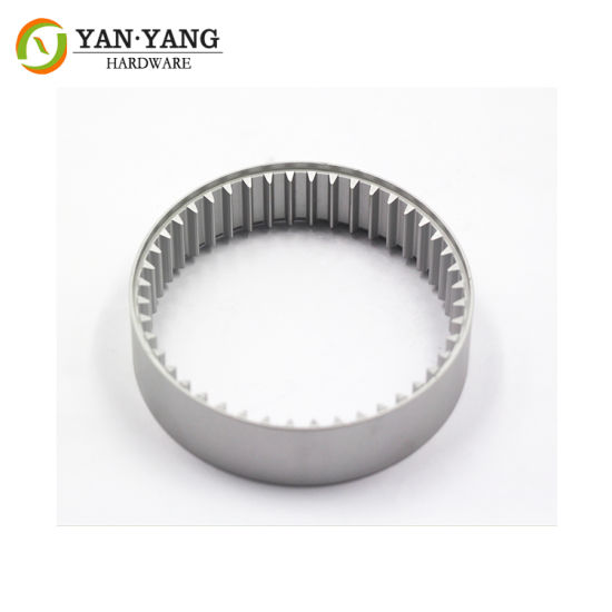 China Factory Made Textile Machinery Parts Spare Machined Part