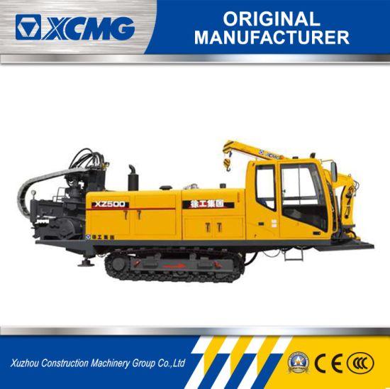 China XCMG Official Manufacturer Xz500 Horizontal
