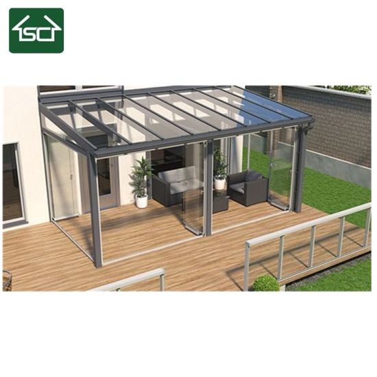 china supplier aluminum patio cover awning patio roof garden yard house - Aluminum Patio Roof