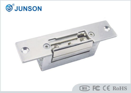 CE European Narrow-Type and Adjustable Electric Strike (JS-134)