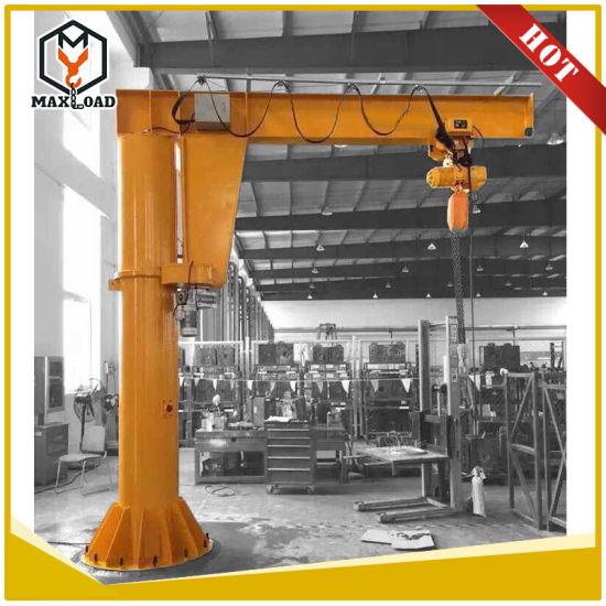 Swing Arm Hoist Lift Jib Crane 1 Ton for Sale