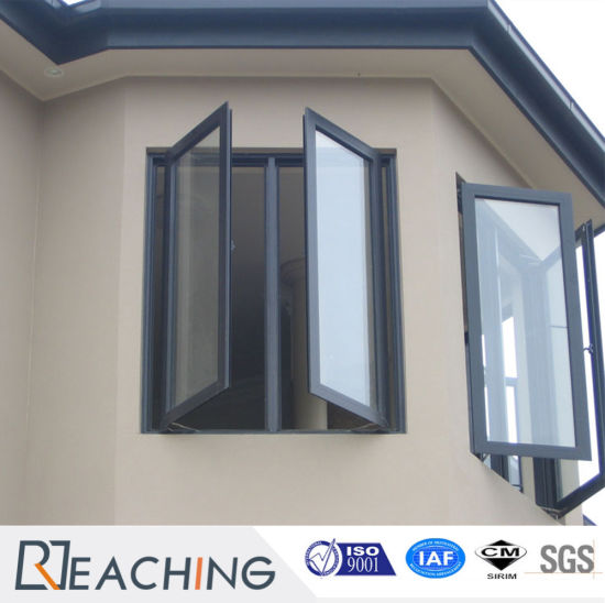 china new design glass corner window glass replacements