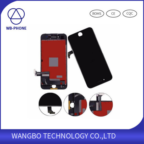 Wholesale LCD Display with Touch Screen for iPhone 7plus Screen pictures & photos