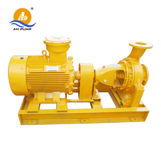 Horizontal Centrifugal Farm Irrigation Water Pump pictures & photos