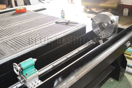 Ele1530-2 Multi Head CNC Router Woodworking Machinery From CNC Blue Elephant pictures & photos