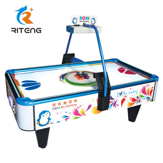 2 Players LED Coin Operated Air Hockey Table for Sale pictures & photos