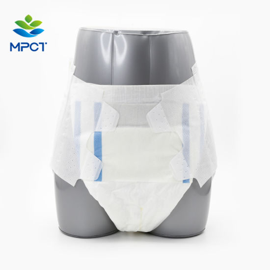 Manufacturer Direct Sale Disposable Super Absorbent Ultra Thick T Shape S Cut Adult Diaper From Mimosa