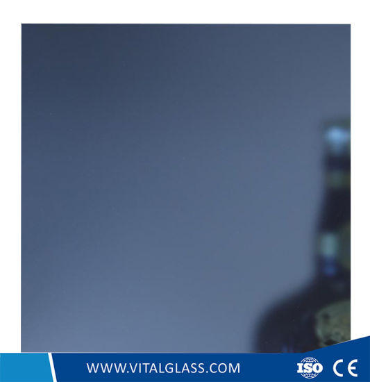 4-12mm Tempered Acid Etched Glass/Figured/Patterned/Laminated Building/Reflective Glass for Decoration pictures & photos