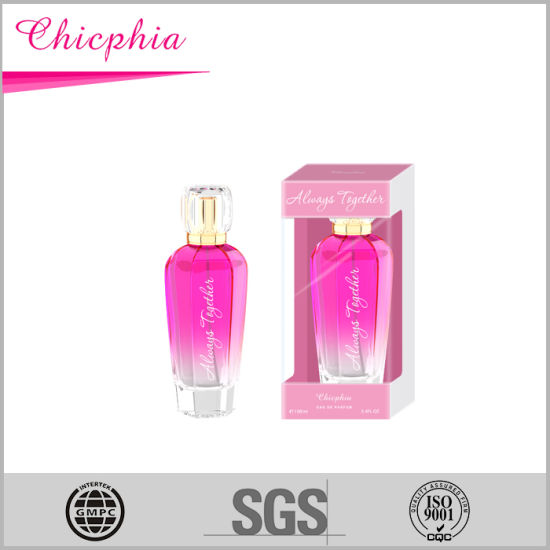 China New Style Factory Price Perfume for Women/Eau De Toilette ...