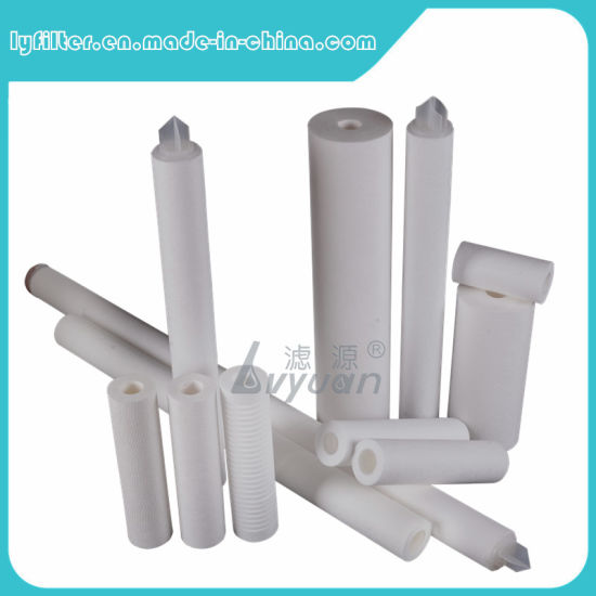 Customized Size PP Spun Filter Cartridge for Water Purification (OD15 to 200mm)