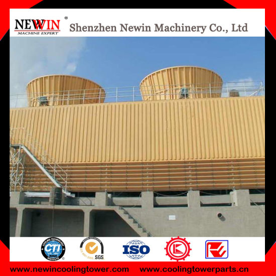 Square Counter Flow Induced Draft Cooling Tower (NST-300H/S)