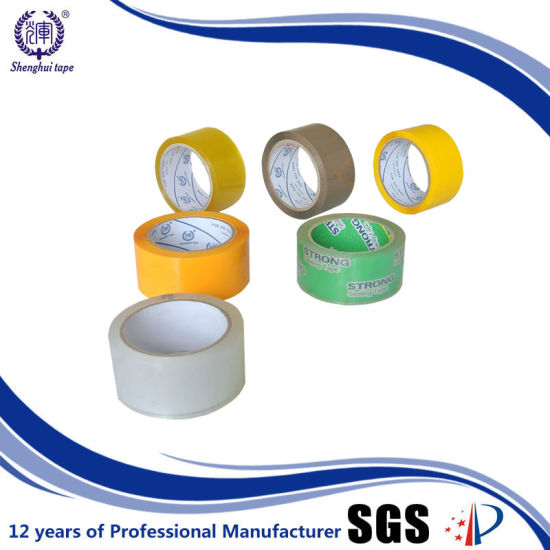 2018 Hot Sales and High Quality BOPP Packing Adhesivetape pictures & photos