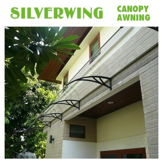 Plastic Light Canopy Fittings for Entrance Door Sun Awnings (YY-C) & China Plastic Light Canopy Fittings for Entrance Door Sun Awnings ...