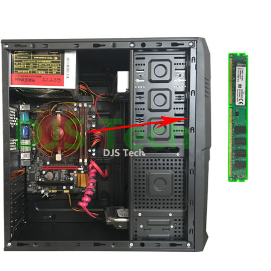 17 Inch Assembling / Gaming Desktop Computer DJ-C004 pictures & photos
