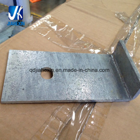 Custom Fabricated Bent Punched Steel Parts pictures & photos