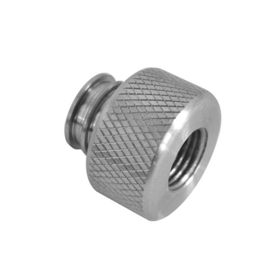 009939 1 Nozzle Nut for Paser 3 Flow Waterjet Cutting Head - Запчасти для станков FLOW, PTV, Н20