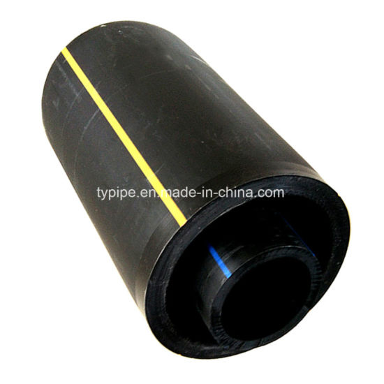 Polyethylene Pipe Plastic Tube PE Pipe for Gas pictures & photos
