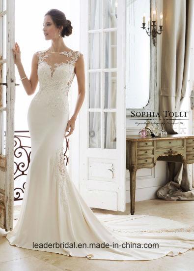 Lace Party Prom Dresses Mermaid Vestidos Wedding Evening Dress Y11889