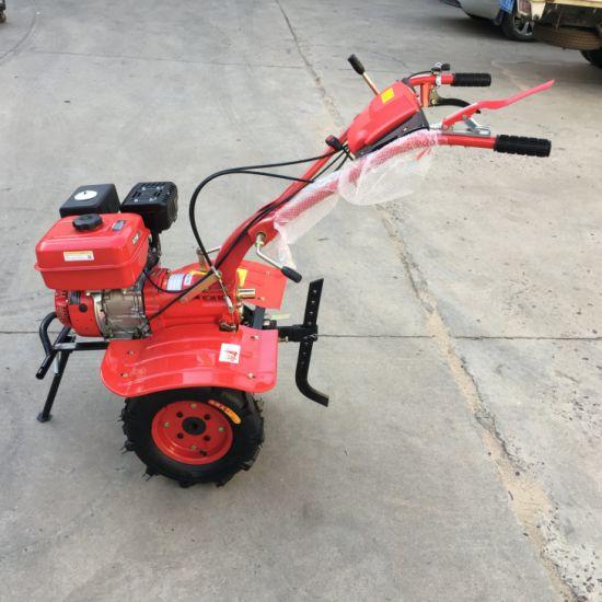 6.5HP Gasoline Power Tiller Walking Cultivator