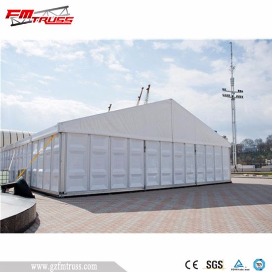 Canton Fair Trade Show Outdoor Exhibition Tent pictures & photos