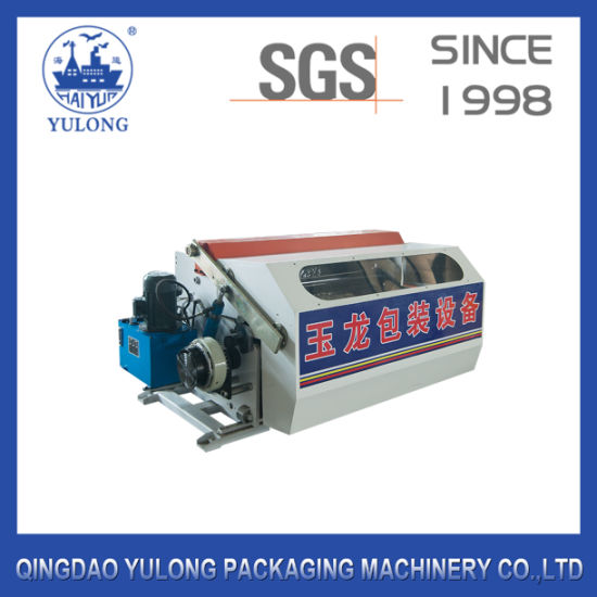 China Super Clear BOPP Tape Slitting and Rewinding Machine pictures & photos
