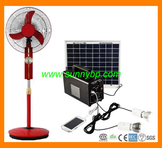 50W Portable Solar Power Generator pictures & photos