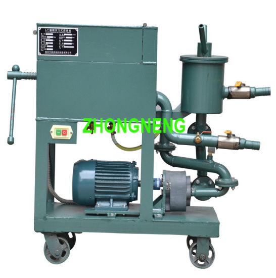 Ly Series Plate Pressure Oil Purifier, Oil Purification System Factory