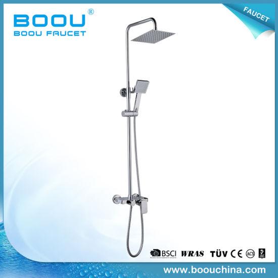Shower Faucets Colony Soft Bath Trim Kits Polished Chrome