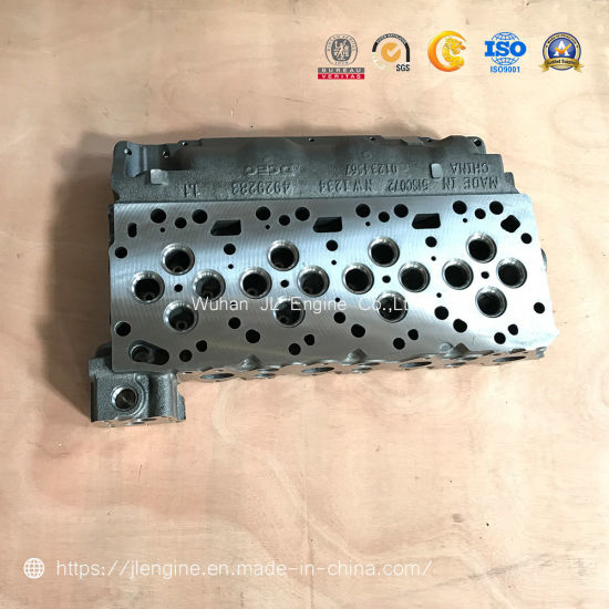 Cylinder Head Bare Isde-4D 4.5L Engine Parts Project Construction 4941496