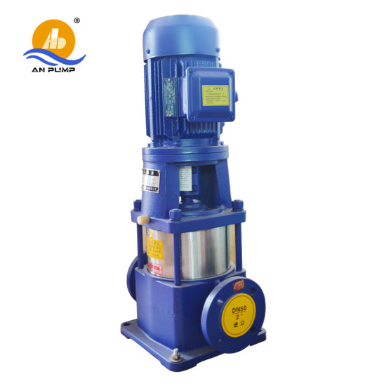 High Pressure Vertical Multistage Centrifugal Water Pump pictures & photos
