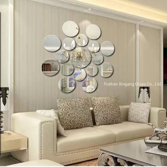 China New Design Different Shapes Decoration Mirrors For Dinning Room Wall Mirror China Wholesale Decoration Wall Mirror Shelf Mirror Living Room Decoration Mirror