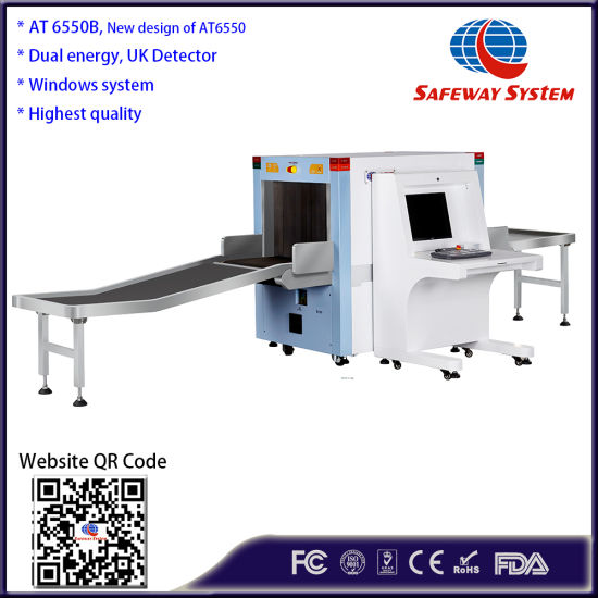 X Ray Machine/Security Products/Luggage Scanner/Baggage and Parcel Inspection