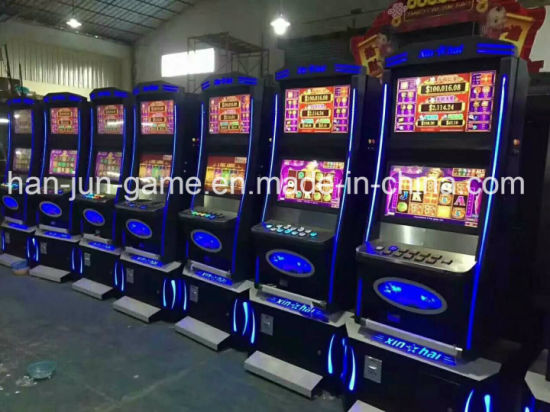 Supreme High Quality Casino Video Igt Slot Game Machines for Sale