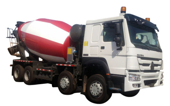 Sinotruk HOWO 6X4 8X4 Concrete Mixer Truck