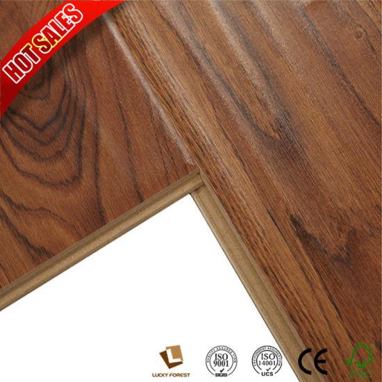 China Pvc Waterproof Melamine Laminate Flooring China Building