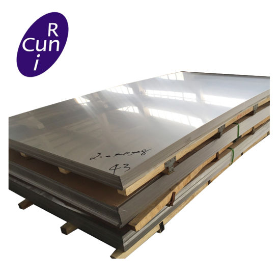 China ASTM Cold Rolled X B Surface Stainless Steel Sheet China - 4x8 steel table