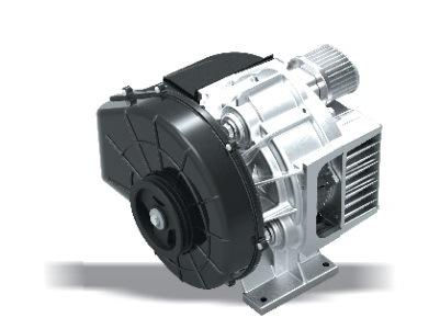 Oil Free Scroll Air Compressor 2 2 Kw 8 Bar 0 23 M sup3 Min