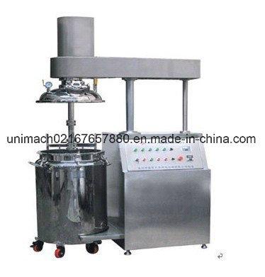 High Speed Vacuum Homogenizer Emulsifier Mixer