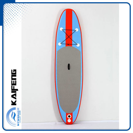 10.5FT Folding Inflatable Stand up Paddleboard (SUP-I-325) pictures & photos