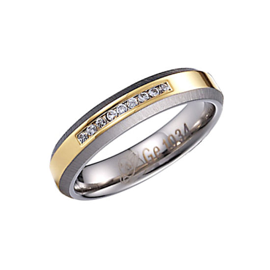 China Fashion Titanium Rings Jewelry Wholesale