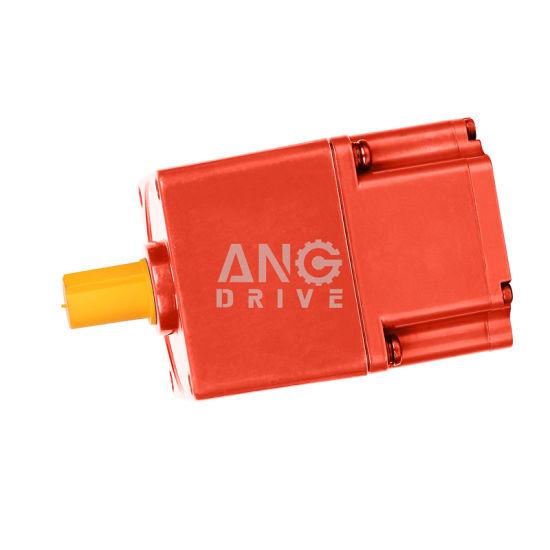 12V 24V 48V 90V DC Brushless Gear Reducer Motor