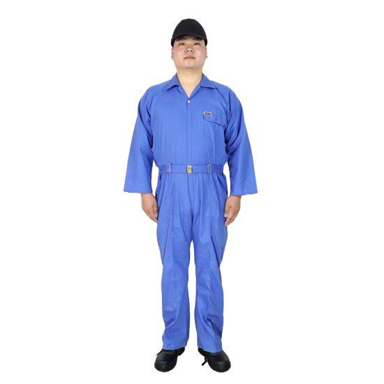 International Standard 100% Cotton Fr Fabric for Work Shirts
