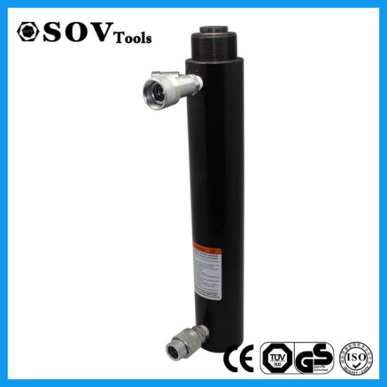 Double Acting Aluminum Hydraulic Cylinder pictures & photos